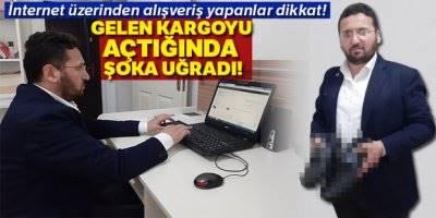 İnternet Üzerinden Alışveriş Yapanlar Dikkat!