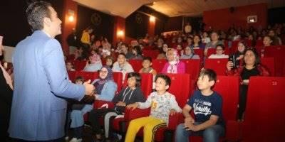 Karaman'da Ücretsiz Sinema Etkinliği