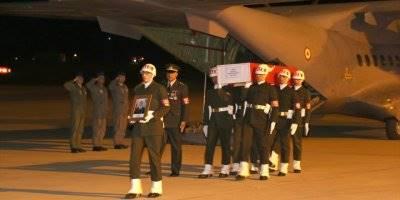 Şehit Uzman Çavuş Zekeriya Zencirli'nin Cenazesi Antalya'ya Getirildi