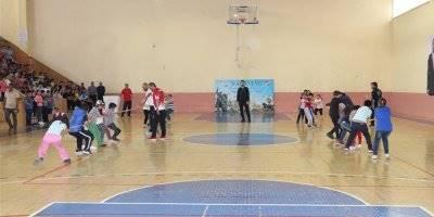 Karaman'da Geleneksel Çocuk Oyunları Şenliği