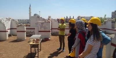 Karaman'da Lise Öğrencilerinden KMÜ'ye Ziyaret