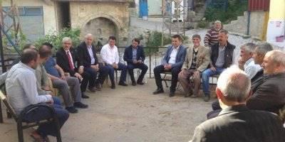 AK Parti Karaman İl Başkanlarından Başyayla Çıkarması