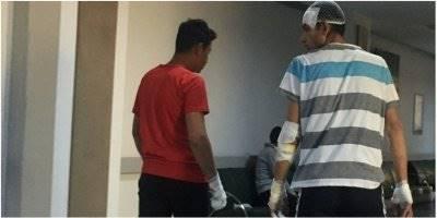Konya'da Trafik Kazası:2 Yaralı