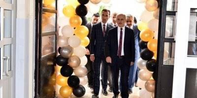 Ayrancı'ya Millet Kıraathanesi Açıldı