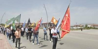 Karaman'da Geleneksel Türk Sporları Tanıtıldı