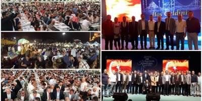 Karamanlılar İstanbul'da İftarda Buluştu