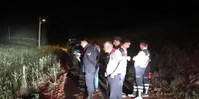 Karaman'da Traktör Devrildi: 1 Ölü