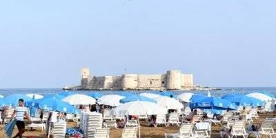 Karamanlılar da Mersin Sahillerine Aktı