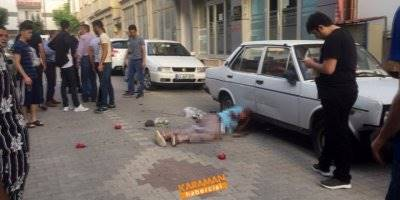 Karaman'da Tecavüzcü Dedikleri Adamı Öldüresiye Dövdüler