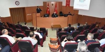 Karaman Ekonomisi  Bu Toplantıda Konuşuldu