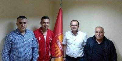 Karaman Belediyespor'da İstişareler Sertan Eser Dedi