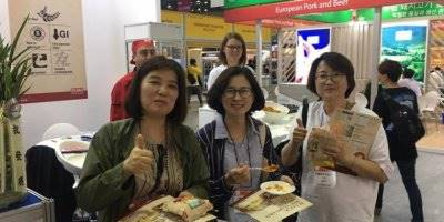 Duru Bulgur SFH Seoul Food&Hotel 2019'da Uzak Doğuyu Fethetti