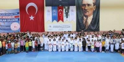 Karaman'da Yaz spor Okulları Başladı