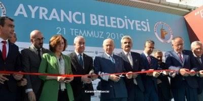 Ereğli Belediye Başkanı Obrukçu'ya Kapılar Kapalı