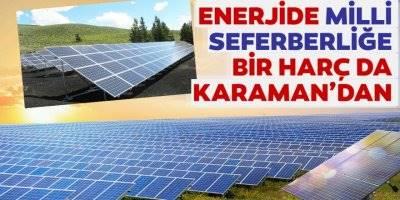 Karaman Türkiye'nin Yıldızı Olacak