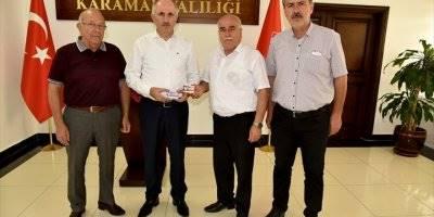 Karaman Valisi Fahri Meral'de BAL'a Veda Zamanı Dedi