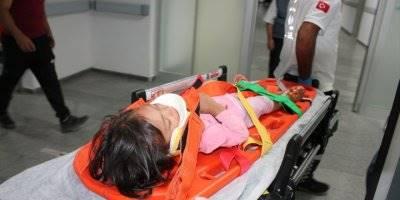 Aksaray'da Küçük Çocuk Kedisi Yüzünden Balkondan Düştü
