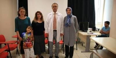 """Antalya'da """"Tüp Mide Ameliyatı""""yla Zayıflayıp Hastalıklarından Kurtuldular"""