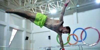 Artistik Cimnastik Dünya Kupası'na Doğru