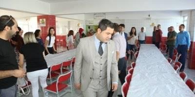 Kaymakam Bozkurtoğlu, Eğitim Öğretim Dönemi Planlama Toplantısına Katıldı