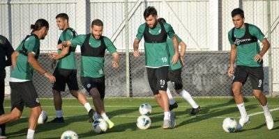 Konyaspor'da Yukatel Denizlispor Maçı Hazırlıkları