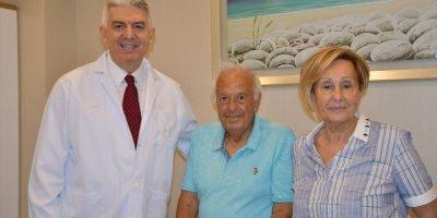 Medipol Mega Üniversite Hastanesi'nde Ameliyatsız Kalp Kapağı Yenilendi