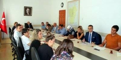 Beypazarı'nda Proje Teklif Çağrısı Bilgilendirme Toplantısı
