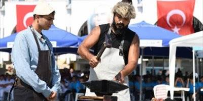 Mersin'de Ahilik Haftası Kutlamaları