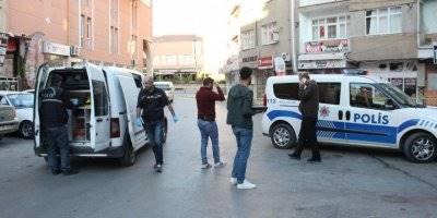 Karaman'da Yol Ortasında Vurulmuş Şahıs Bulundu