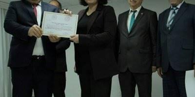 Beyşehir'de Okullara Beyaz Bayrak Sertifikaları Verildi