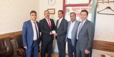 Beyşehir'de İhtiyaç Sahibi Öğrencilere Eğitim Yardımı
