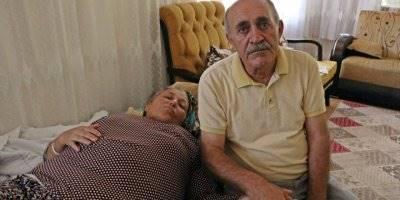 150 Metrelik Uçurumdan Yuvarlanan Yaşlı Çift O Anları Anlattı