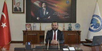 KMÜ Rektörü Prof.Dr. Mehmet Akgül'den 29 Ekim Cumhuriyet Bayramı Mesajı