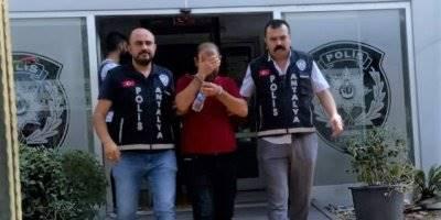Antalya'da Siparişle Girdikleri İnşaatlardan Musluk ve Batarya Çaldılar