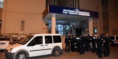 Kayseri'de Aranan Şüphelilere Şafak Operasyonu