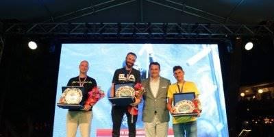 Uluslararası Serbest Dalış Şampiyonası Sona Erdi