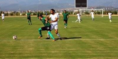 Manavgat Belediyespor Şampiyonluk Mücadelesine Ara Vermeden Tüm Hızıyla Devam Ediyor