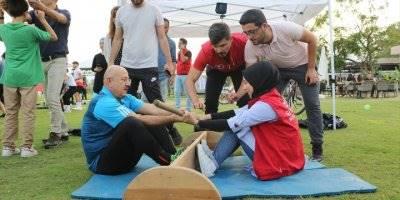 Antalya'da Amatör Spor Haftası Etkinlikleri Başladı