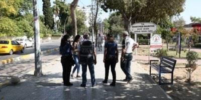 Antalya'da Türkiye Güven Huzur Uygulaması Yapıldı