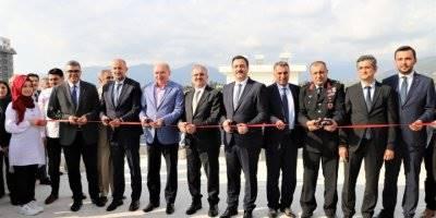 Alkü Ges Tesisi: Antalya Valisi Münir Karaloğlu Katılımlarıyla Törenle Hizmete Girdi