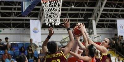 Çukurova Basketbol, Evinde Ağırladı Nadezhda'ya 69-53 Yenildi