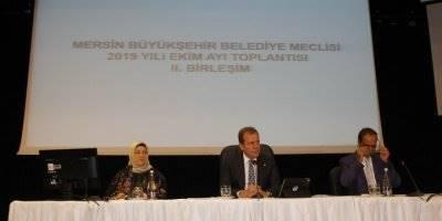 Mersin Büyükşehir Belediye Meclisinden 73 Yeni Otobüs İçin Onay Çıktı