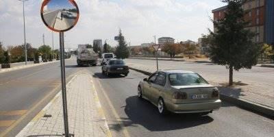 Karaman'da Kavşaklara Yeni Önlem
