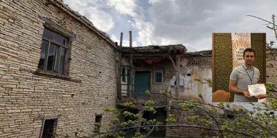Kazımkarabekir'in Taş Evleri Bu Çalışmaya Konu Oldu