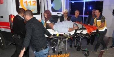 Çoğlu Köyündeki Tartışma Kanlı Bitti