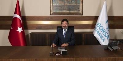 Borsa İstanbul'un Yeni Genel Müdürü Mehmet Hakan Atilla Oldu
