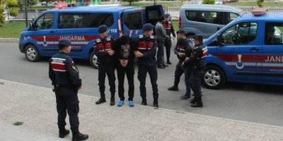 Karaman'daki Hırsızlık Olayının Failleri Tutuklandı