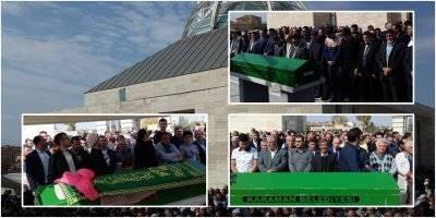 Karaman'da Vefat Eden Vatandaşlarımız İçin Son Görev