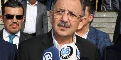 AK Parti Genel Başkan Yardımcısı Mehmet Özhaseki'den Açıklamalar