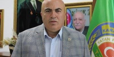 Karaman Ziraat Odası Başkanı Bayram, Mısır Üreticilerini Dolandırıcılara Karşı Uyardı